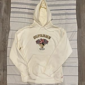 SUPREME BEIGE XL SWEATSHIRT